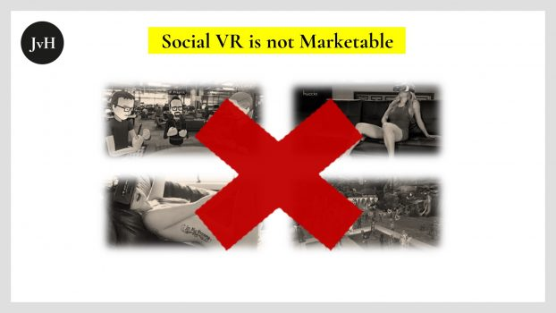 Four-black-and-white-images-depicting social-virtual-reality-scenes-in-conferencing-gaming-and-porn-crossed-out-by-a-red-x-to-symbolize-the-opinion-of-the-author-on those-issues-as-potential-market-segments
