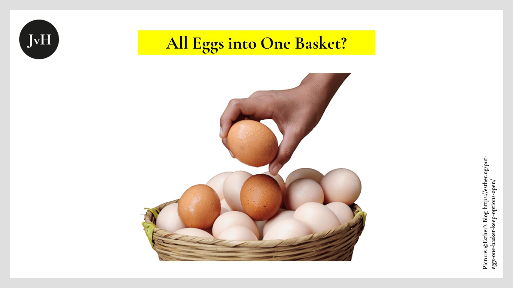 Should-all-eggs-go-into-one-basket? When-it-comes-to-start-ups-you have-no-choice