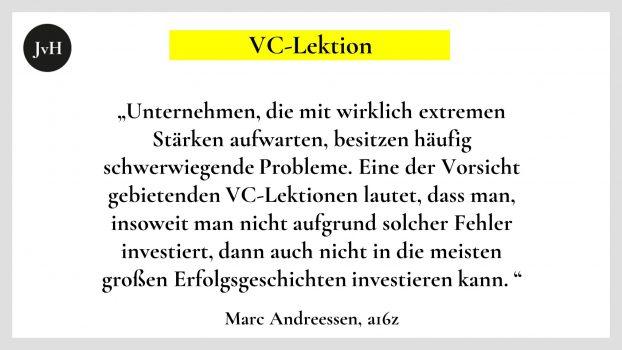 Zitat von Marc Andreessen von a16z