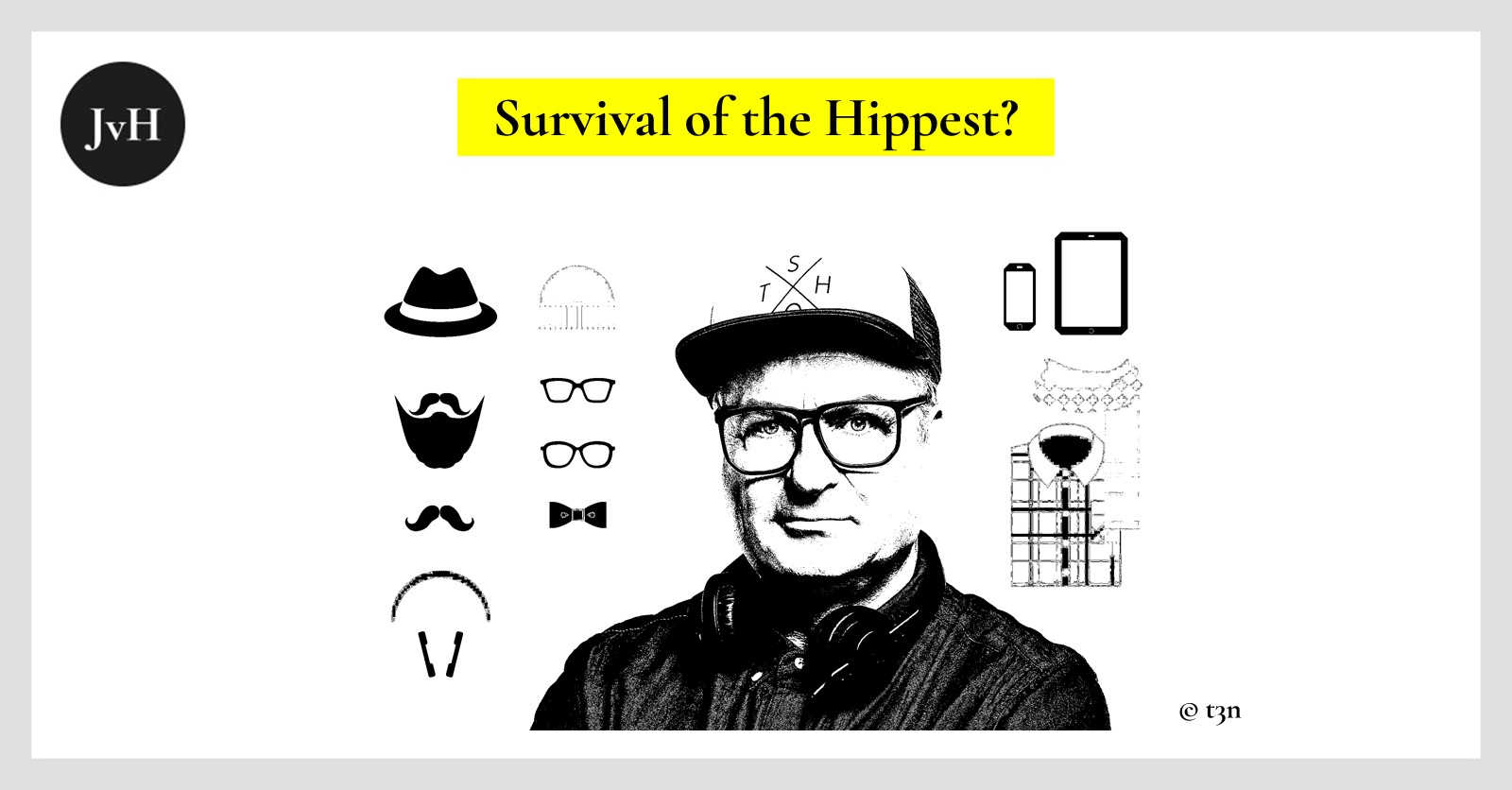 Survival-of-the-hippest
