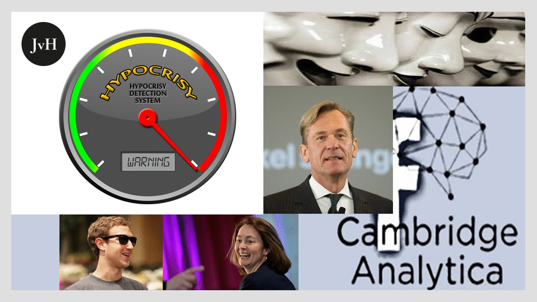Titel Image Post - Facebook/ Cambridge Analytica
