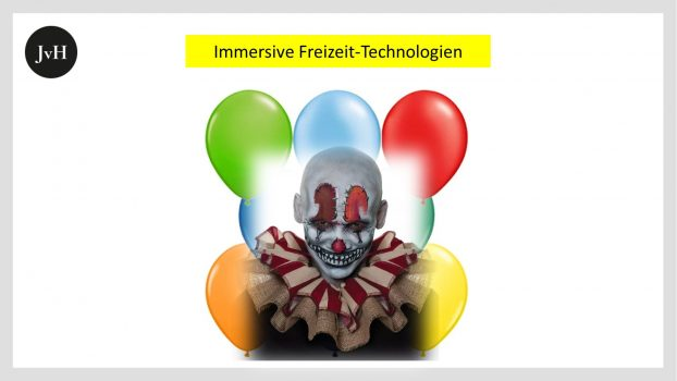 Deadly Luring Clown